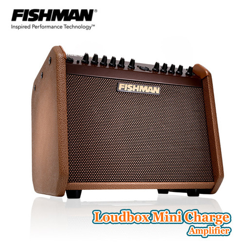 [Fishman] 피쉬맨 Loudbox Mini Charge Amplifier