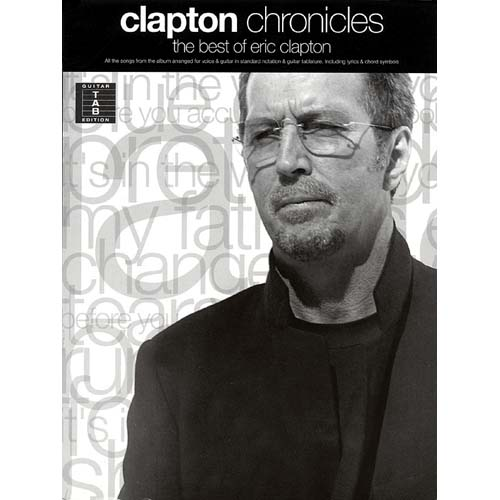 Eric Clapton - Clapton Chronicles - The Best Of Eric Clapton