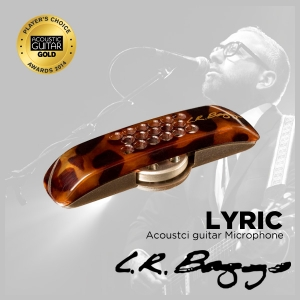 [L.r Baggs] Lyric acoustic Microphone