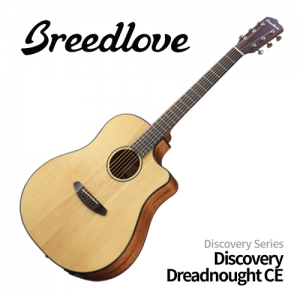 [Breedlove] 브리드러브 Discovery Dreadnought CE