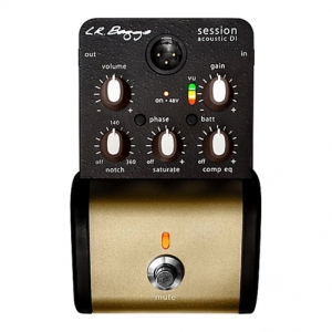 [L.R.Baggs] Session DI Acoustic Guitar Preamp