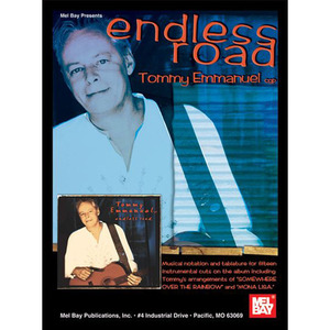 Tommy Emmanuel - Endless Road 토미 엠마뉴엘 Guitar TAB