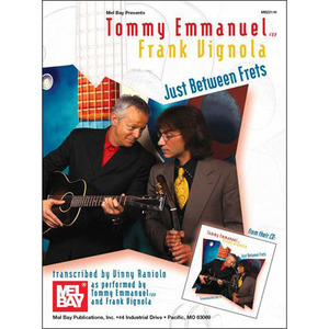 Tommy Emmanuel & Frank Vignola - Just Between Frets 토미 엠마뉴엘 & 프랭크 비뇰라 Guitar TAB