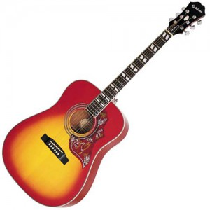 에피폰(epiphone) Hummingbird (Cherry Sunburst)
