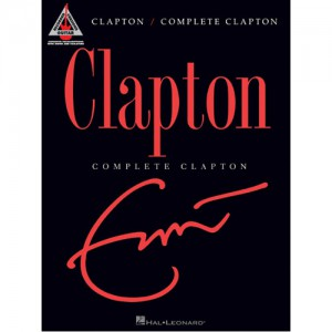 Eric Clapton - Complete Clapton(Guitar Recorded Version)