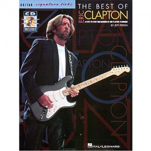 The Best Of Eric Clapton(Book & CD)