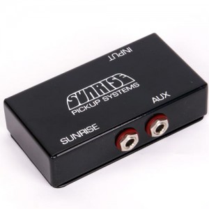 Sunrise Preamp Buffer Box(Mono)
